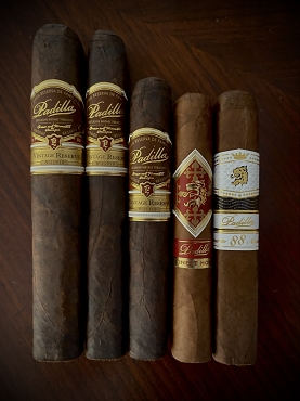 Cigar Vixen January Special 5-pack Sampler