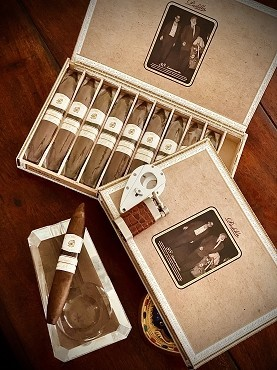 Padilla Cigars 88 Aniversario Figurado box of 10